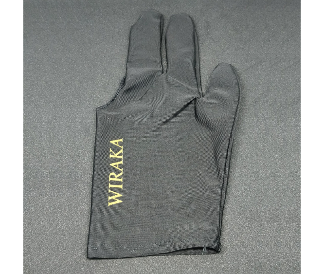 Single - 3 Finger Glove (Medium) Black or Blue