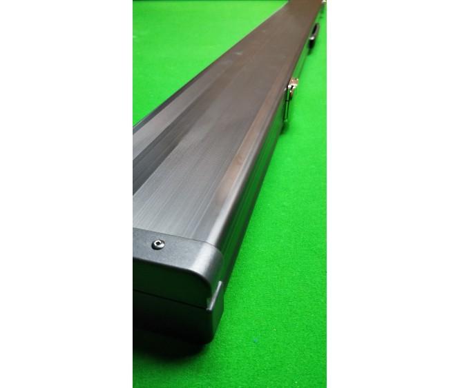 1pc Length -  Aluminium Black Colour (3 Compartments)