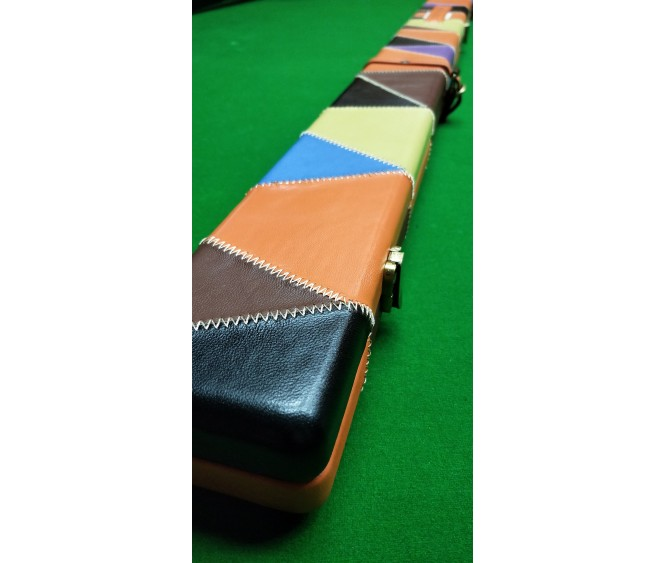 1pc Length -  Leatherette Patchworks