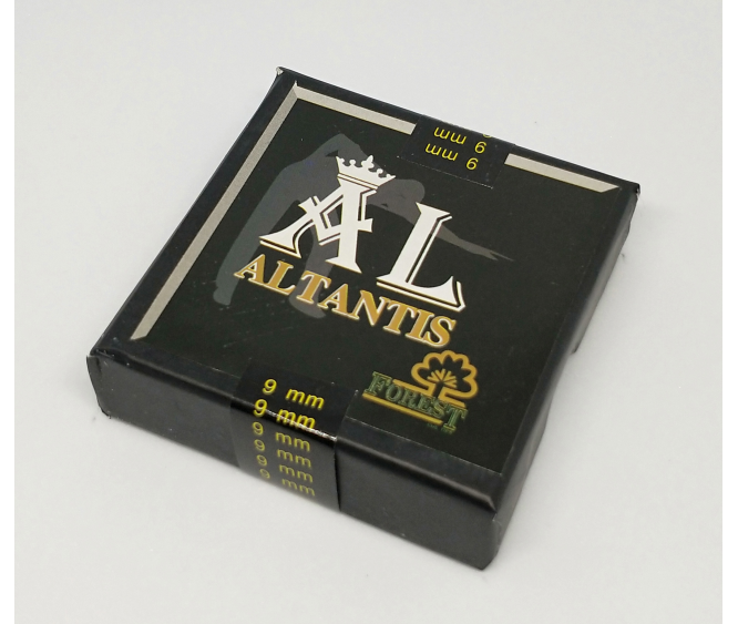Box - Altantis Forest Cue Tip