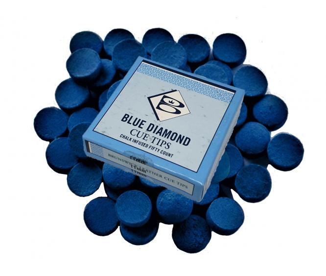 Single - Blue Diamond Cue Tip