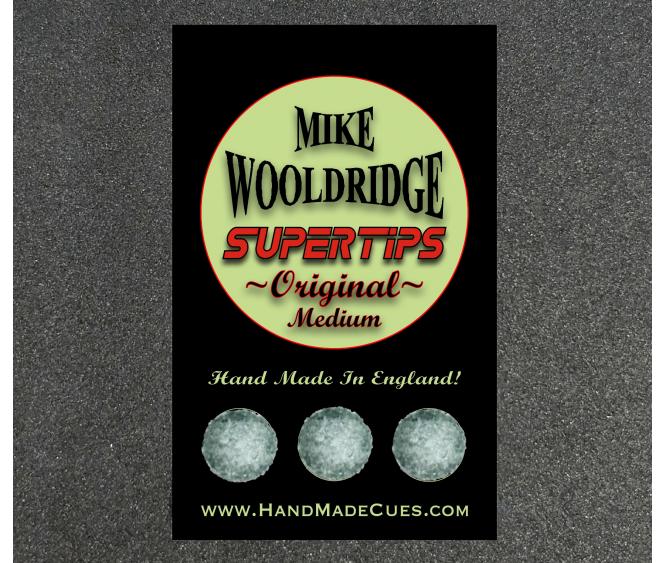 Pack - Mike Wooldridge Supertips