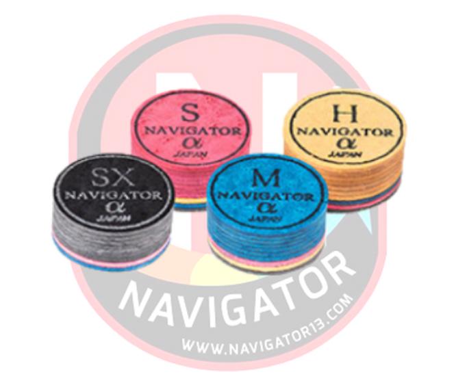 Single - Navigator Alpha Cue Tip