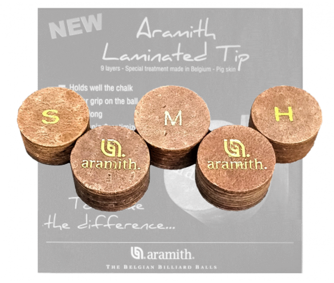 Single - Aramith Cue Tip