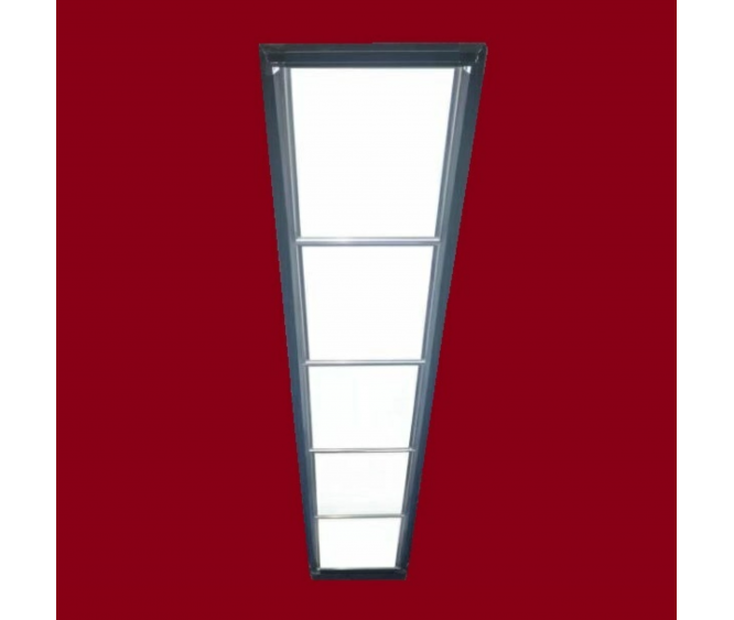 5 LED - Panel Lampshade