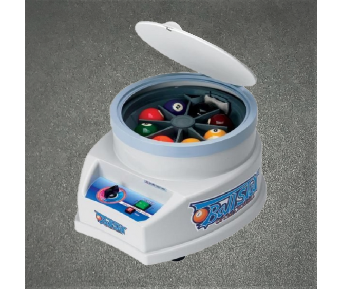 For Ball - Ballstar Pro Ball Cleaning Machine (White Machine)