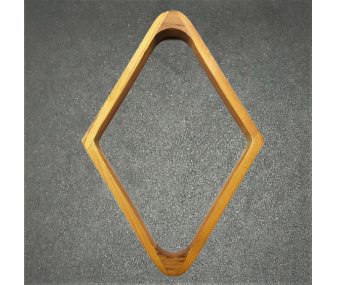 "For Ball - 2-1/4"" Deluxe Wooden Diamond Rack"