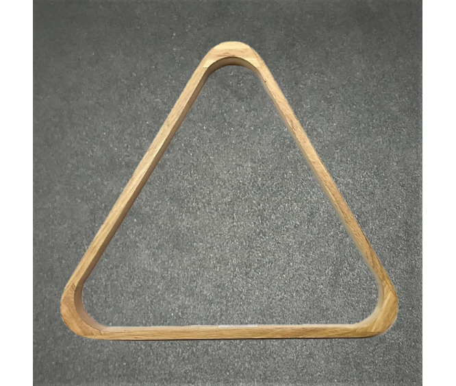 "For Ball - 2-1/4"" Deluxe Wooden Triangle"