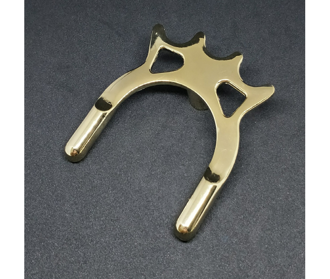 For Table - Brass Spider Rest Head Without Toes